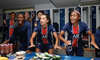 Joie et réactions : Paris Saint-Germain - Stade de Reims Féminines 2020-2021