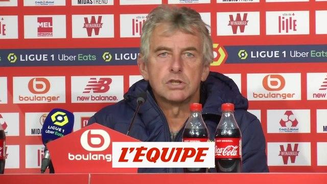 Gourcuff : « On a manqué de justesse » - Foot - L1 - Nantes