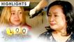 Miranda points a gun at Sophia | 100 Days To Heaven