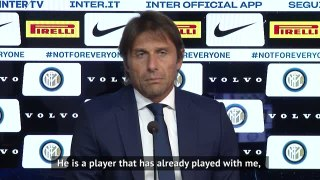 Versatile Vidal can play anywhere in midfield - Conte