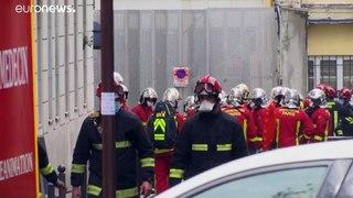 Identificados suspeitos de ataque com arma branca em Paris
