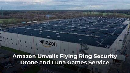 Amazon's Latest Tech Reveal
