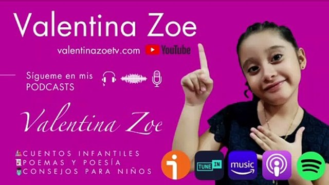 Valentina Zoe Podcasts   Valentina Zoe