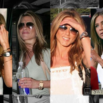 Jennifer Aniston Watch Collection - Celebrity Watch Collection  SwissWatchExpo [Watch Collection]