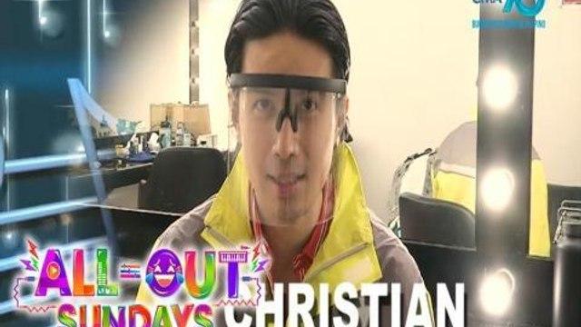 All-Out Sundays: Christian Bautista, excited nang magbalik-studio sa AOS!