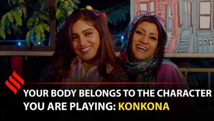 Women should have the choice to fulfil their lives: Konkona Sen Sharma
