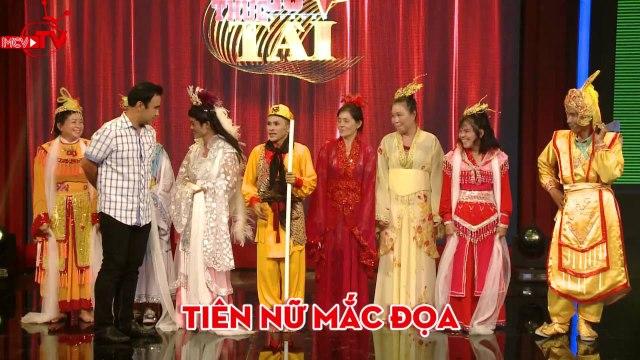 Tôn Ngộ Không và dàn tiên nữ đại náo sân khấu BẠN CÓ THỰC TÀI.