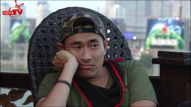 """Kiều MInh Tuấn bị """"vạch trần"""" khi làm điệp viên trên gameshow Biệt Đội X6."""