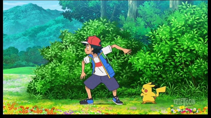 Pokemon Saison 23 Épisode 6 - Tous les Pokémon... sauf Mew!