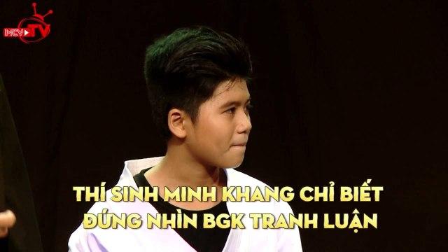 Thần đồng Trần Minh Khang và tiết mục mới nhất | Bạn Có Thực Tài? | Mùa 3 - Tập 17.