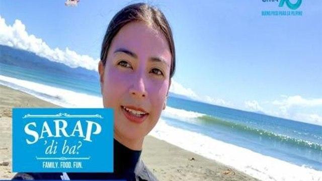 Sarap, 'Di Ba?: Glaiza de Castro shares her quarantine life in Baler | Bahay Edition