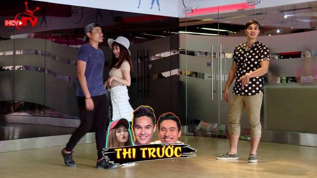 Bản full không che màn thi nhảy sexy giữa Sĩ Thanh vs Mlee.