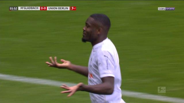 Bundesliga : Gladbach débloque son compteur