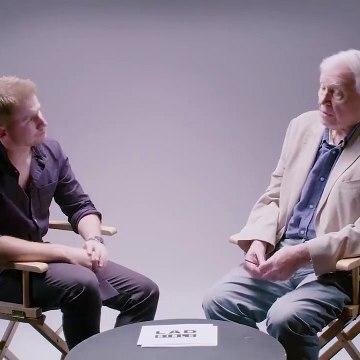 Sir David Attenborough Meets A Young Naturalist  The Gap