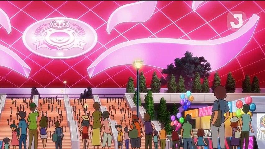 Pokemon Saison 23 Episode 12 - Le combat des titans !