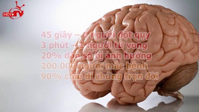 Bác sĩ  Trần Chí Cường - 'vị cứu tinh' của những bệnh nhân tai biến - đột quỵ.