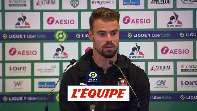 Da Silva : «Un match solide de toute l'équipe» - Foot - L1 - Rennes