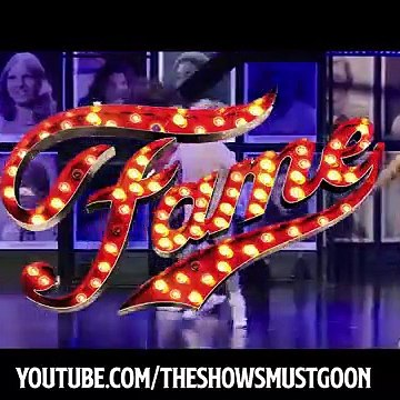 Fame: The Musical - Friday 25th September (Teaser) | The Shows Must Go On