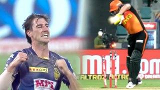 IPL 2020: KKR vs SRH | Pat Cummins செம பதிலடி