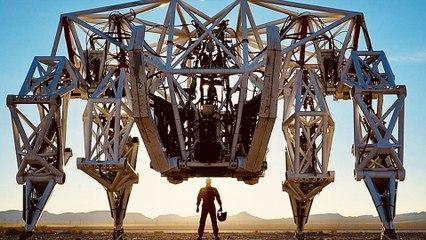 Mech Monster - World's First Bionic Racing Exoskeleton