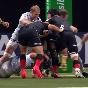 Résumé video : Racing 92 - Saracens