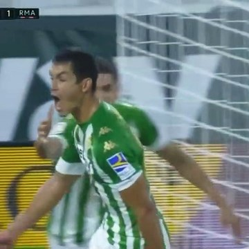 Real Betis vs Real Madrid 2-3 Full Highlights 26/09/2020