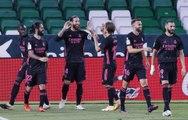 Liga : Le Real bataille pour sa première victoire