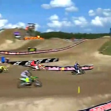 2020 AMA Motocross WW Ranch National - 450MX Moto 2