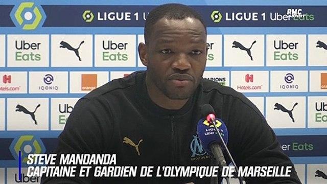 """Ligue 1 : """"Pas de syndrome Vélodrome"""" à l'OM soutient Mandanda"""