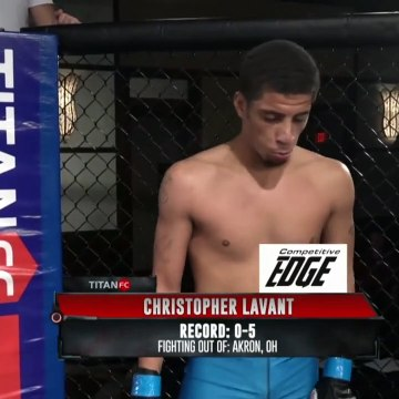 Danny Collazo vs Christopher Lavant (TITAN FC 64) 25-09-2020