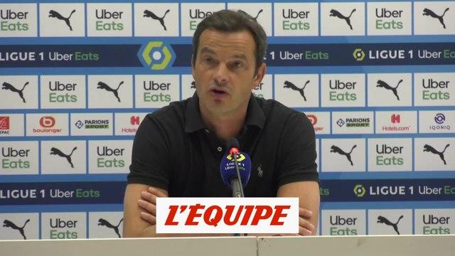 Hognon : «De la déception» - Foot - L1 - Metz