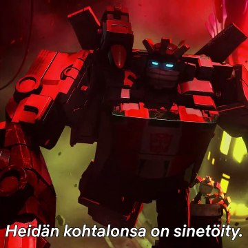 Transformers War for Cybertron Trilogy Kausi 2 Earthrise