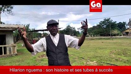 Qui est Hilarion Nguema?