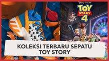 Gemas Banget! Koleksi Terbaru Sepatu Toy Story, Mana Favoritmu?