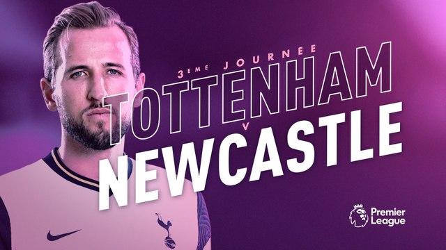 Le résumé de Tottenham - Newcastle