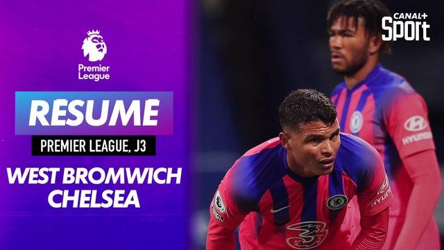 Le résumé de West Bromwich - Chelsea en VO
