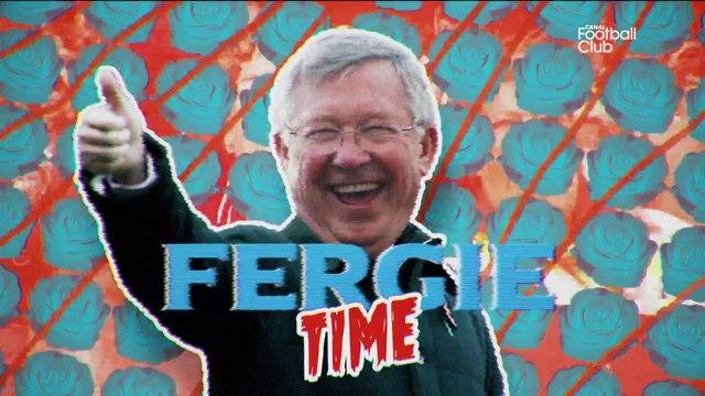 """Le """"Fergie Time"""" du 27/09"""
