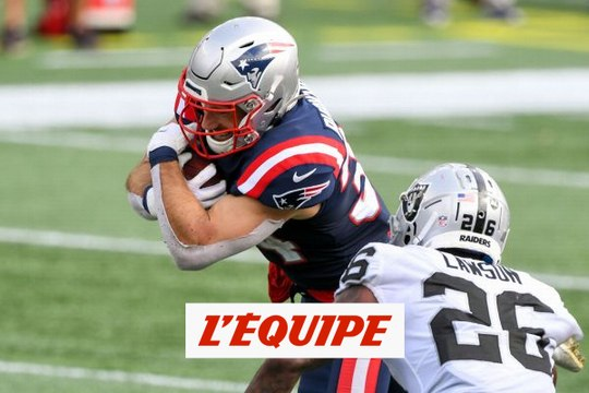 Les temps forts de New England Patriots-Las Vegas Raiders - Foot US - NFL