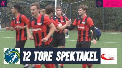 Torfestival im Top-Spiel | TPSK 1925 – DJK Südwest II (4. Spieltag A-Junioren Sonderliga)