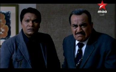 CID_Telugu_Episode_Ajeeb_Jasoos_Shrouded_in_mystery_StarMaa Telugu Full Episode