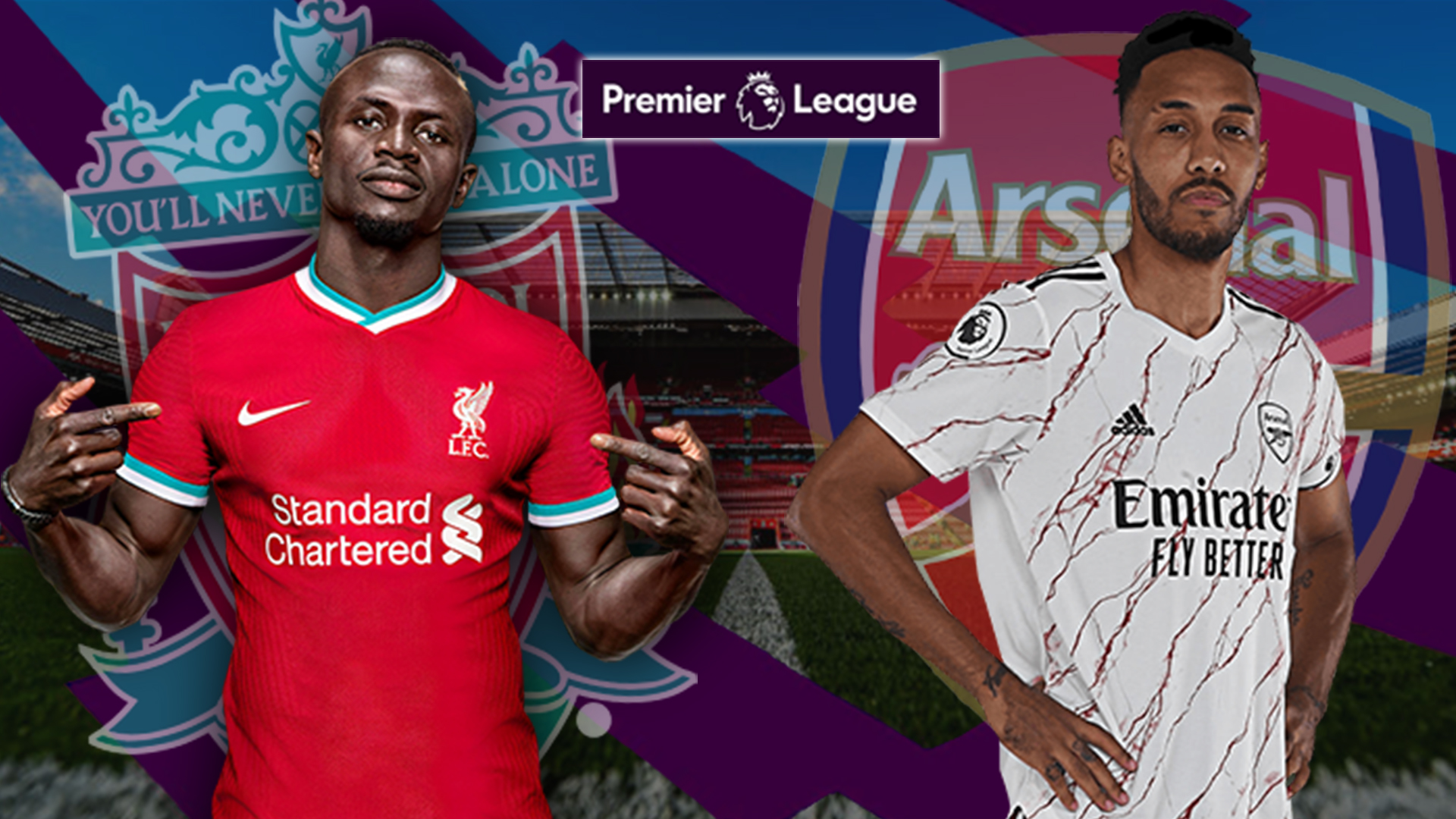 Liverpool - Arsenal : les compositions probables