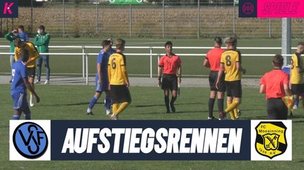 Hochklassiges Aufstiegsrennen | SpVgg Feldmoching - FC Moosinning (Bezirksliga Nord)