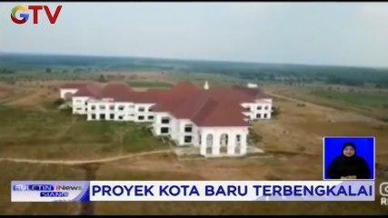 Habiskan 300M, Proyek Kota Baru Lampung Kini Jadi Kota Mati