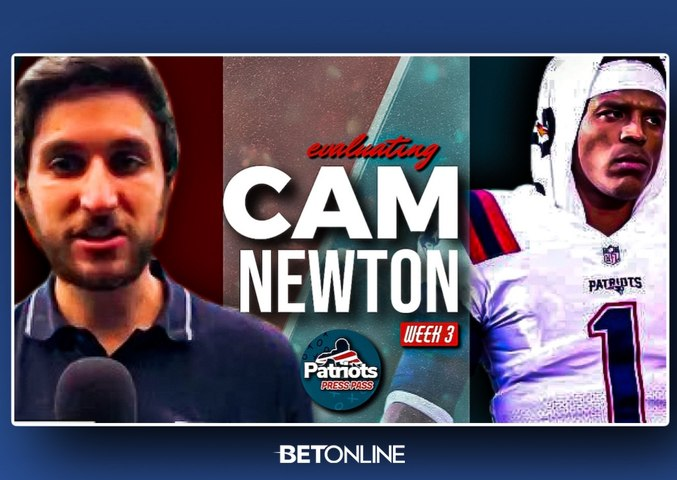 Rating Cam Newton's Performance Against the Raiders | Patriots Press Pass