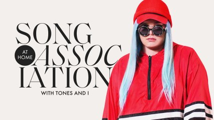 Tones And I Sings Rihanna, The Jackson 5, and Kelis in a Game of Song Association