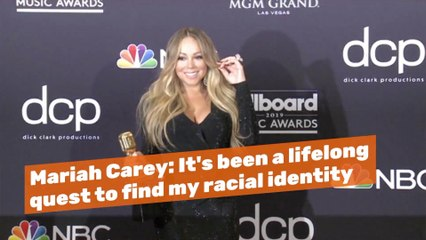 Race From Mariah Carey's View