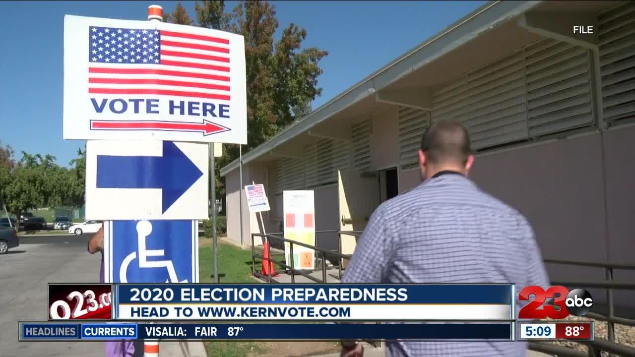2020 Election Preparedeness