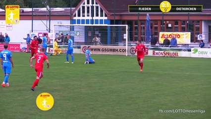 Hessenliga-Torshow zum 6. Spieltag