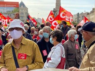 La marche pour l'emploi et la dignité fait étape à Marseille