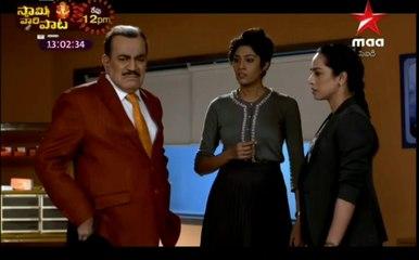 CID Telugu Episode Imtihaan Ki Ghadi Radioactive StarMaa  Telugu Full_Episode